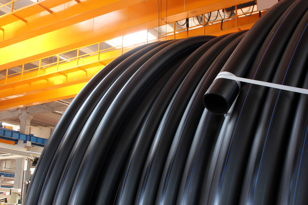 High Density Polyethylene Pipe for agriculture, drainage and irrigation and government projects