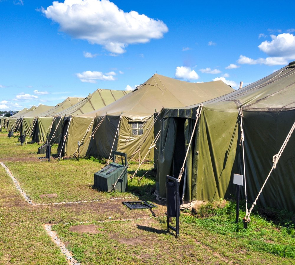 Temporary Shelters for Malawi
