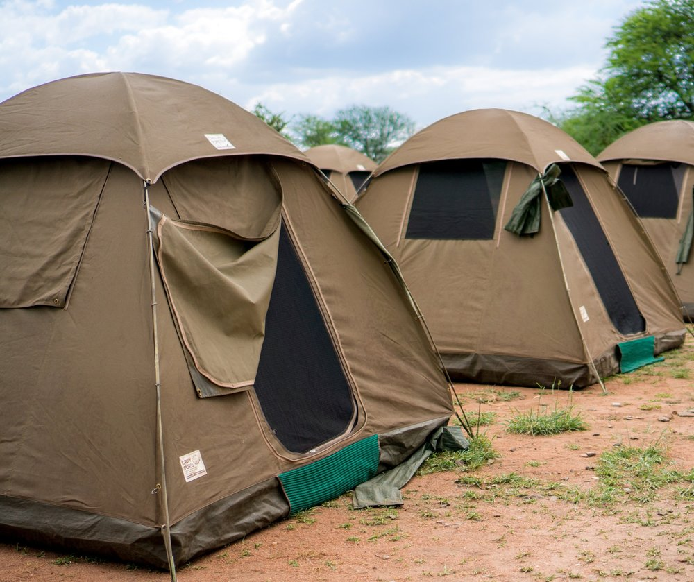 Tents and Marquees for Malawi Transportation and Storage