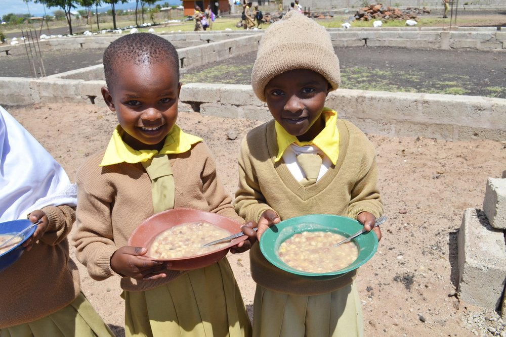 OUR IMPACT - So far we have provided over 78,000 meals.