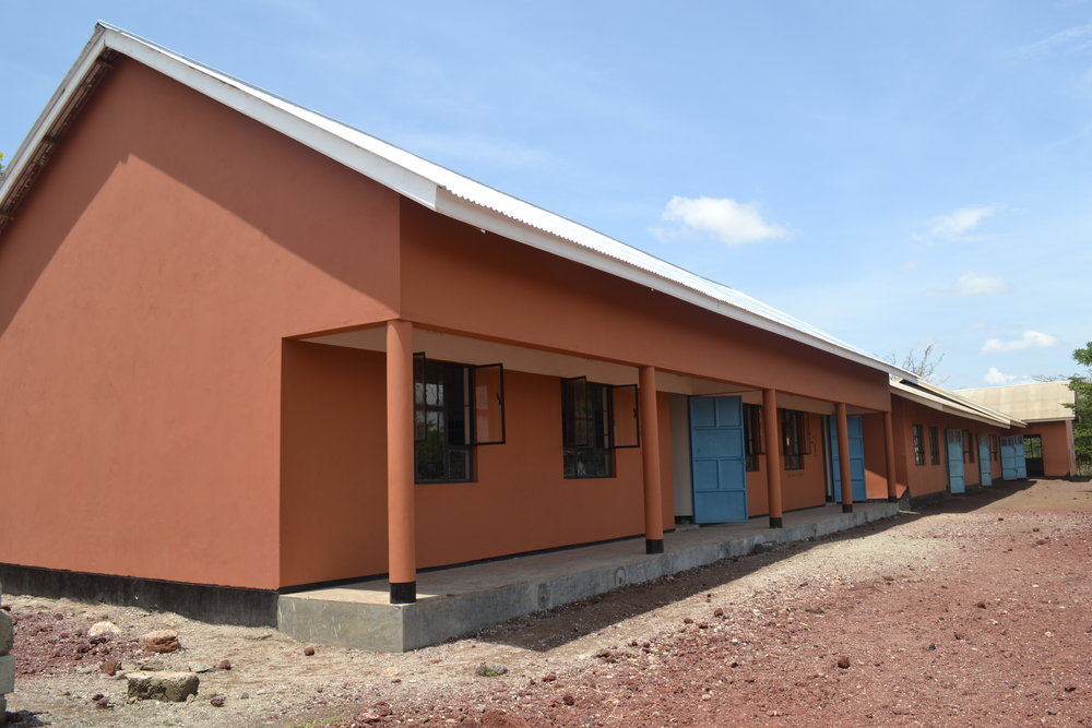 £7,000 CAN CONSTRUCT A CLASSROOM - for 45 students to thrive & learn