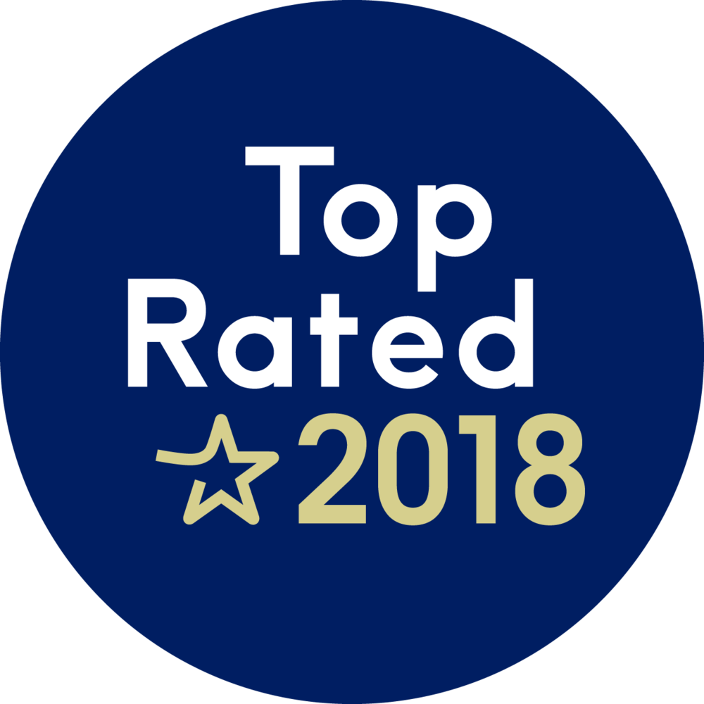Treatwell top rated salon 2018