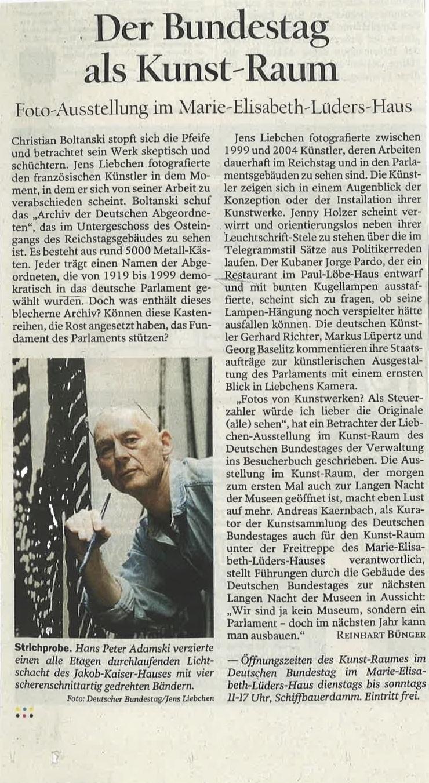 Der Tagesspiegel  2003
