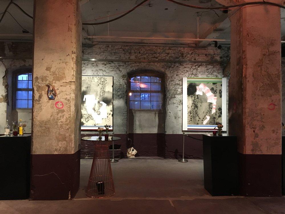 Ausstellung Wonderland. Kornversuchsspeicher Berlin 2018. Kuratorinnen, Michéle Victor Adamski, Isabel Bernheimer