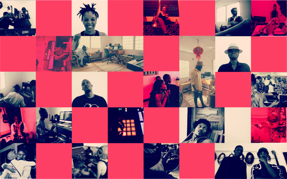 abantu+ at re:publica Accra