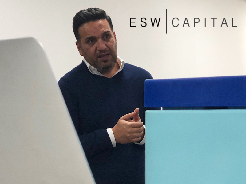 Ali Alauoubiy, VP Engineering & Ops, ESW Capital