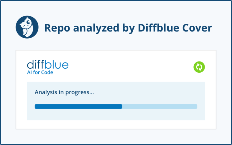 Repo analysed by Diffblue Cover