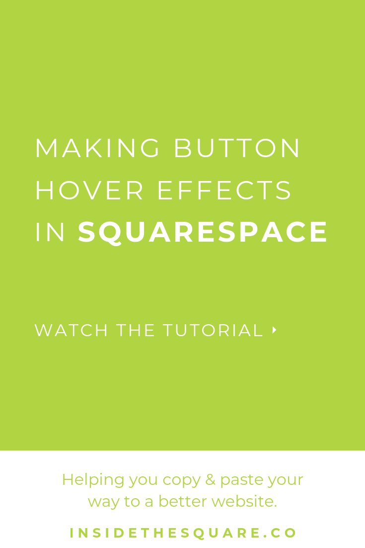 Hover Effects — Free Weekly Tutorials on Custom CSS