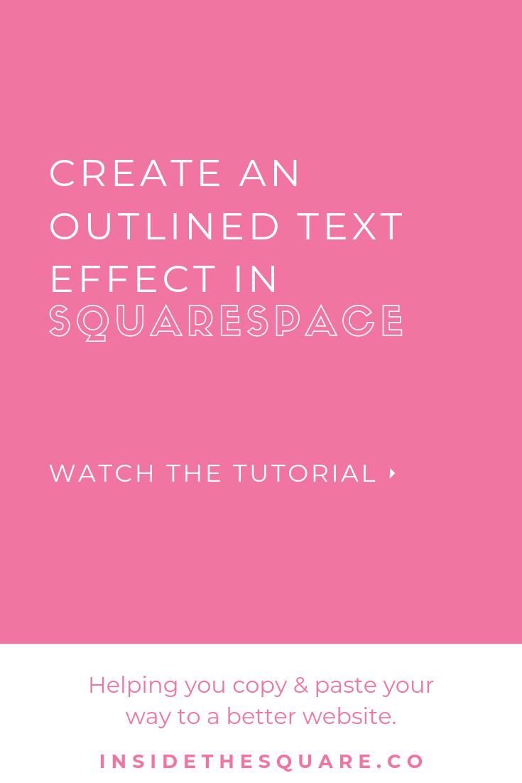 css — Free Weekly Tutorials on Custom CSS // Squarespace CSS
