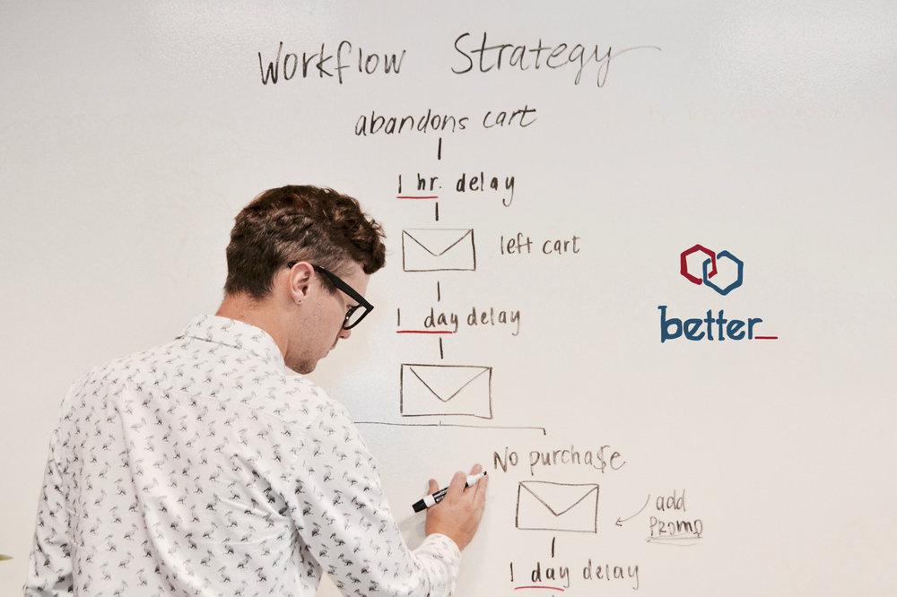better_ strategy - - Process Design- Organizational Design & Development- Brand Strategy- Digital Strategy- Media Strategy