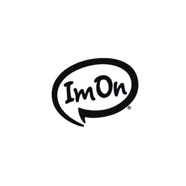 I'm On logo in black.jpg