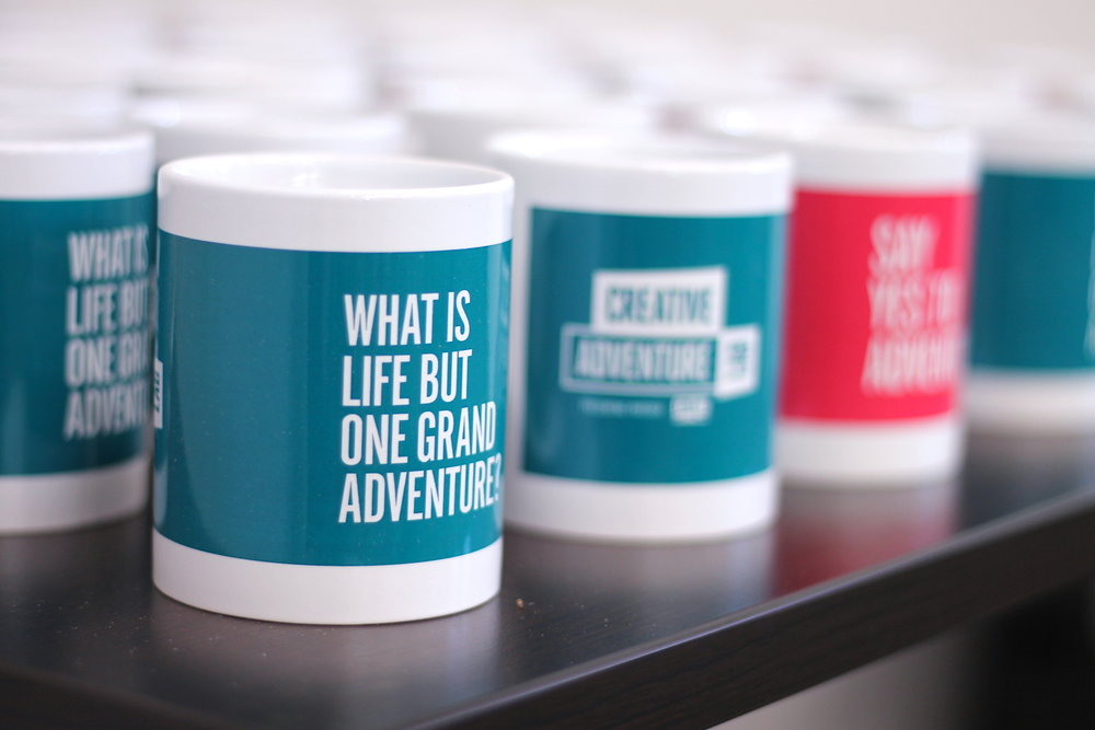 Hackathon What is life mug.JPG