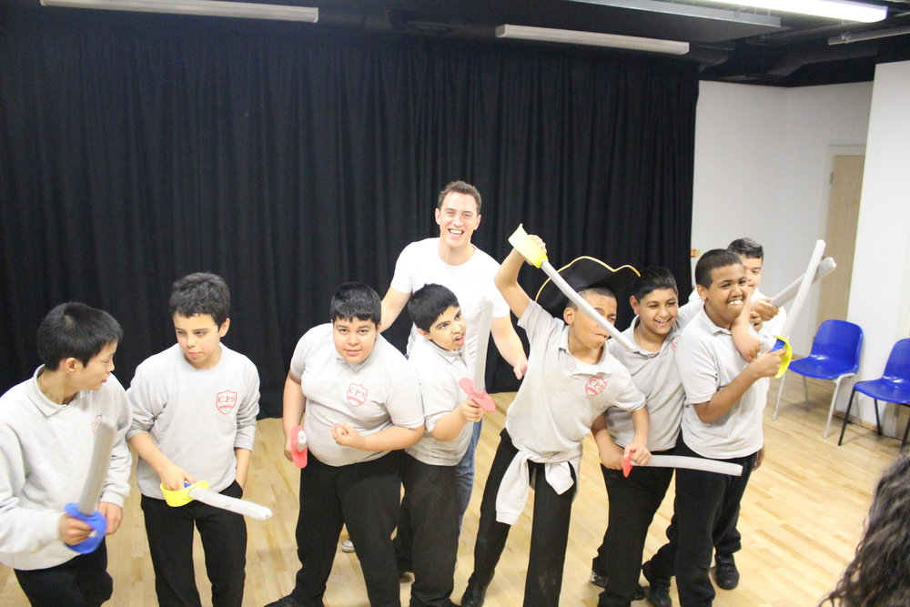 The@trical Theatre - What we offer for parents