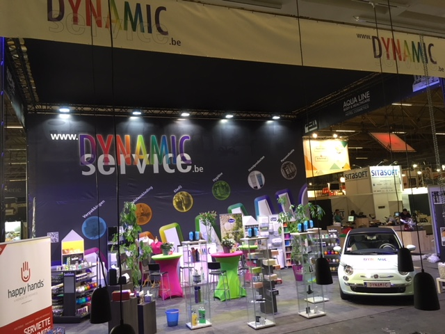 Dynamic Service op Horeca Expo 2017