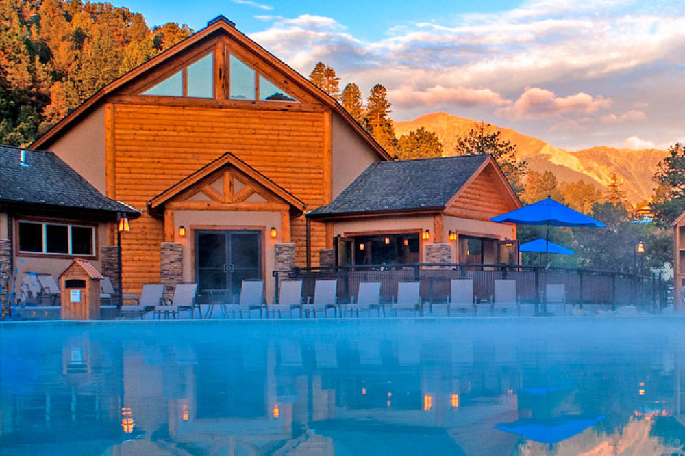 LODGING - SWEAT // SOAK // REPEATMT. PRINCETON HOT SPRINGS