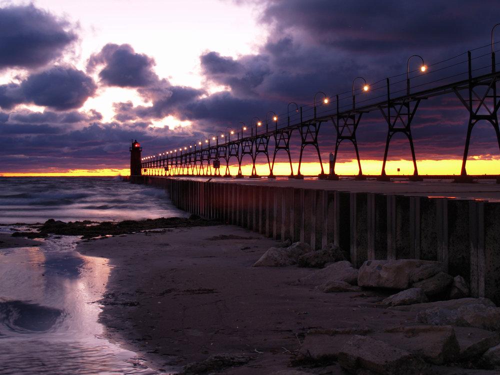 South Haven Michigan - by John Cornelissen