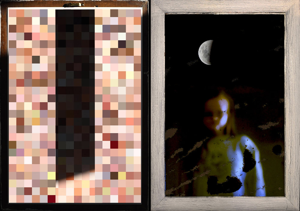 Still from current work in progress (as of yet, untitled), Digital Video, 2019 - © Ally Christmas