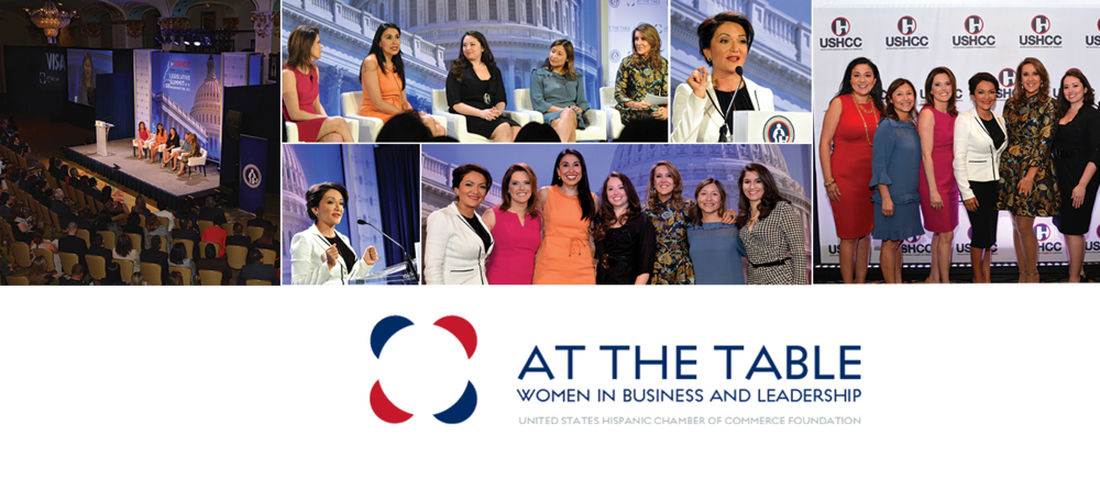9dbf08734f4 At the Table  Women in Business   Leadership — USHCC Foundation - USHCCF