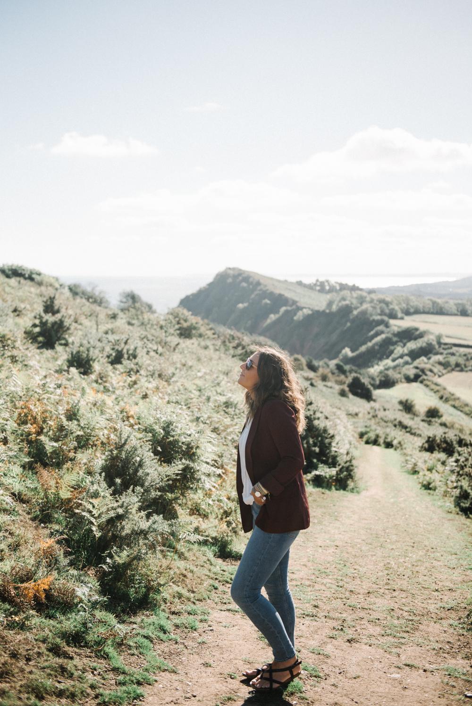 Peak Hill, Sidmouth, Devon