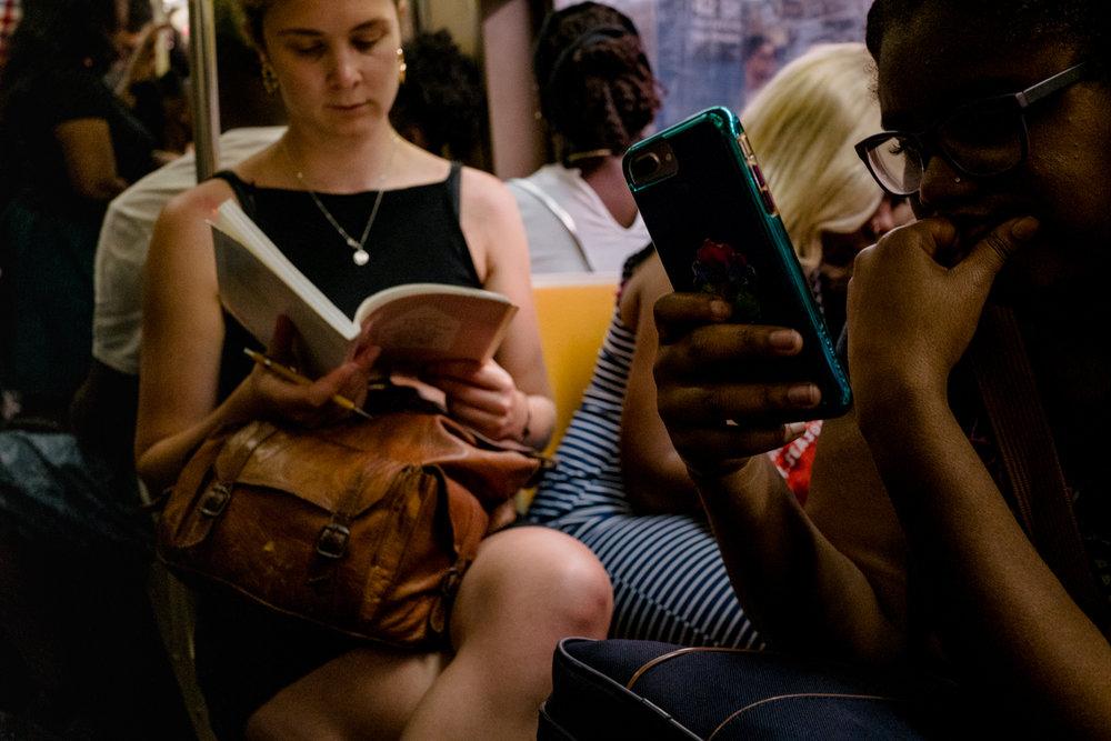 DeniseLaurinaitisNewYorkCityStreetPhotographerSubwayPhoneBook.jpg