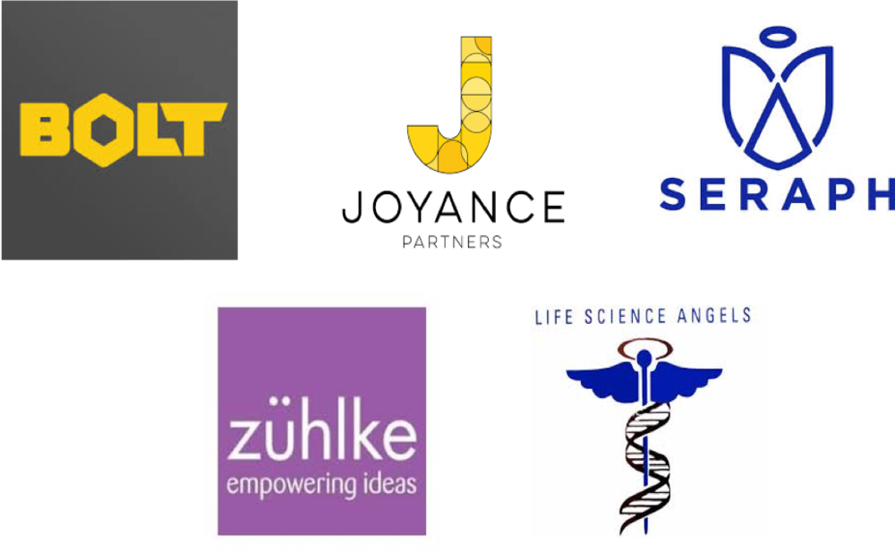 OUR SUPPORTERS - We are a team of neuroscientists, engineers and doctors that are working to bring medtech to the 21st century and are proud to be backed by leading angel and venture partners.
