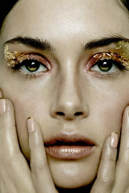 Makeup&Nails Katharina Hahne  Photo Jackie Hardt