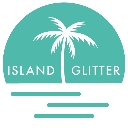 Island Glitter | Biodegradable Cosmetic Glitter