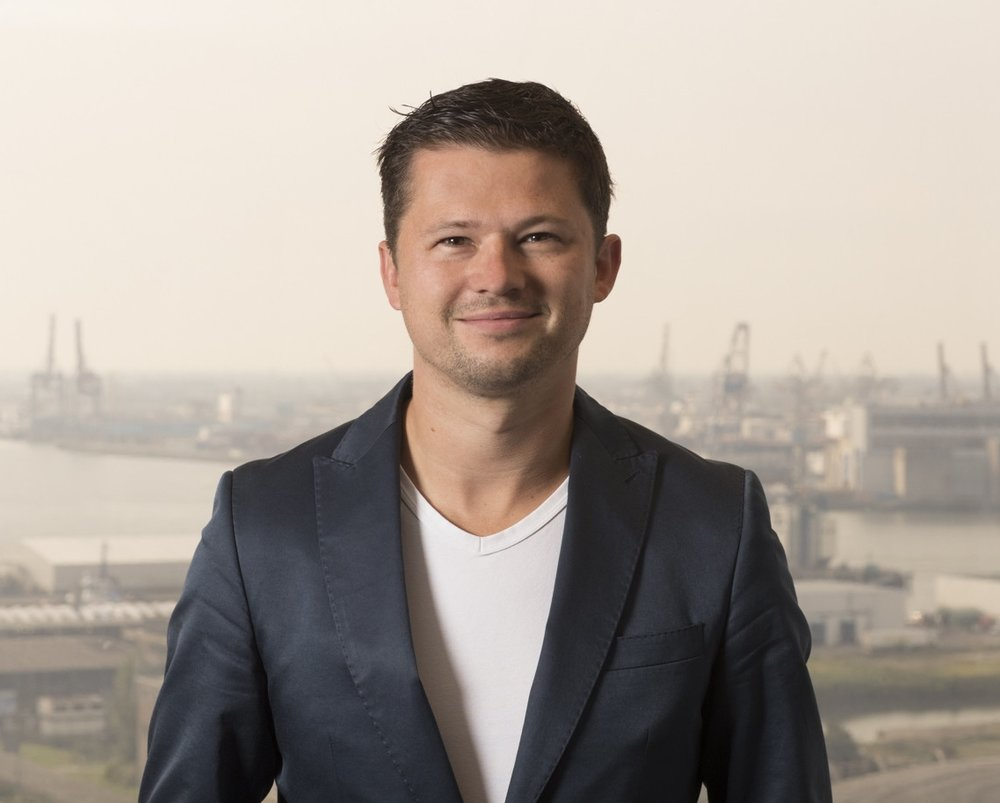 Gerard van der Hoeven - Recognised thought leader and serial-entrepreneur.Co-Founder of DigiMaster