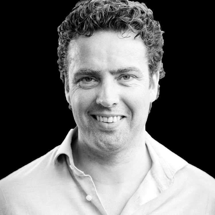 Marco Heida - Recognised author and speaker on IoTCo-Founder of DigiMaster