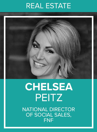 - A Social Sales coach and national keynote speaker, Chelsea teaches people how to use the camera on their smartphones to build a powerful personal brand. Chelsea is an industry leader in camera first branding who understands how the fundamental shift of real time, visual communication has profoundly changed human behavior and more importantly, their expectations.Socials: IG, IN, TW, FB, YT