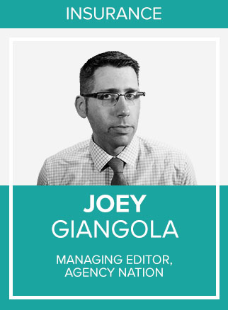 - Joey Giangola is the Managing Editor of Agency Nation. He is also the host of the Agency Nation Radio podcast and all-around insurance video creator. Joey grew up in an insurance family and is a third generation independent agent with over 10 years experience in the industry. He built a majority of his business through YouTube and Blogging, believing that giving education value first is the ultimate way to earn trust. When Joey isn't talking about insurance on the internet, he's probably spending time with his family. In other rare spare moments, he could be found obsessing about Cleveland sports, struggling to stay awake late enough to play video games or trying to remember how to play the bass guitar.Socials: IG, TW, IN