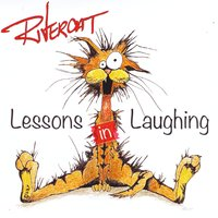 LESSONS in LAUGHING, the band's 11th independent release, features clever tunes with influences of Elvis / Bowie / T Rex / Prince.   Tracklist:  Hot Guns & Cool Bullets, Long Time Comin', Yer Affection, Under the Gun, Bar Room Ballerina, Just Like Heaven, Guitars & Cars, Lessons in Laughing, Goodtimes, Party 2nite, All Around the World, Gods Blue Sky, Home     Genre:  Rock, American Underground   Release Date:  2014  © Copyright - RIVERCAT Records