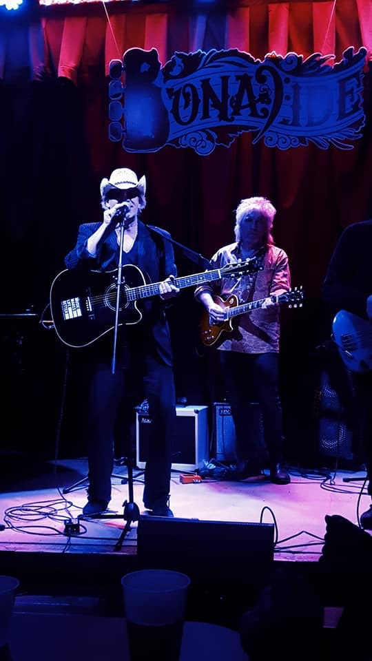 Rivercat performing live