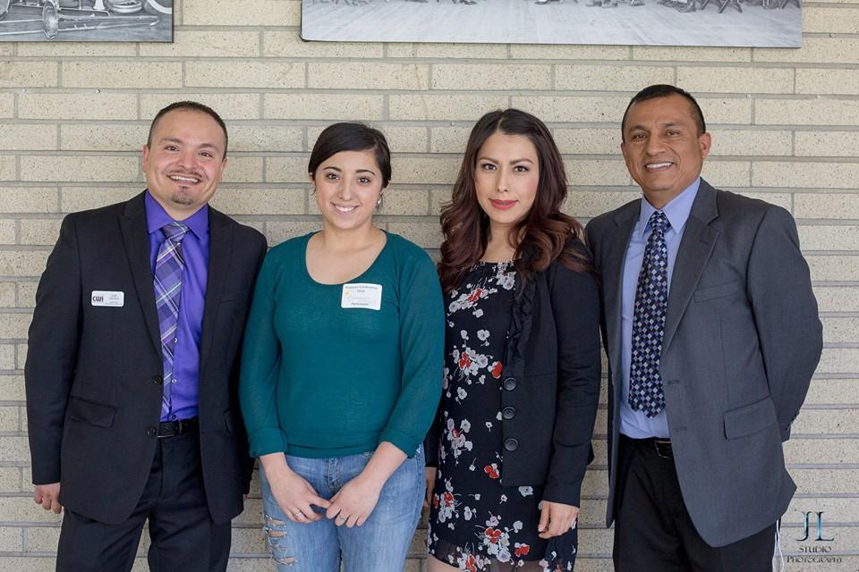 Esmeralda Esquivel, former HHTCC Scholarship recipient from College of Western Idaho