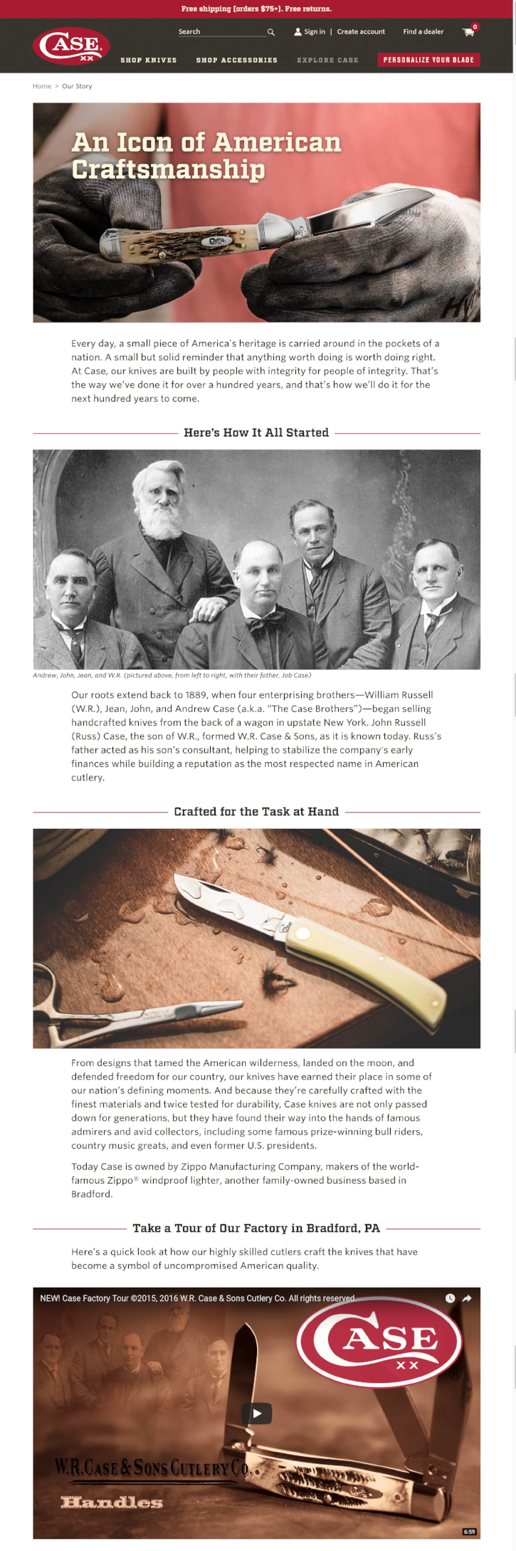 Our Story   Case Knives – caseknives com.png