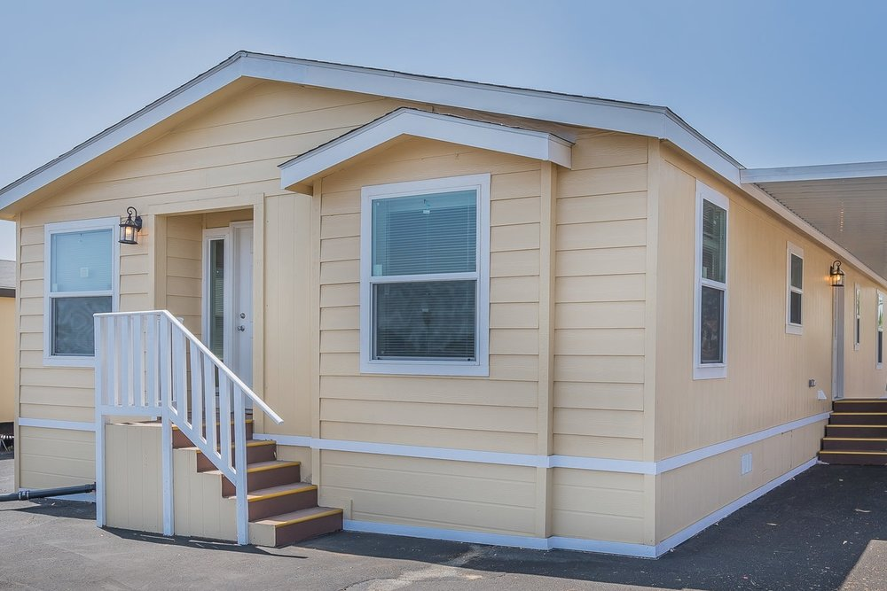 Mobile Homes - Affordable Homeownership