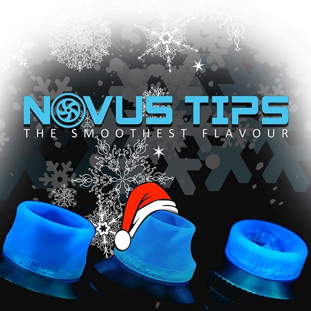 Novus Tips wishes you all a very Merry Christmas! 🎄 We hope you have a wonderful day.  #christmas #xmas #happychristmas #vapedaily #driptip #instavape #vapes #vapeporn #vape #vaper #vapers #vaping #vapingcommunity #vapingisthefuture