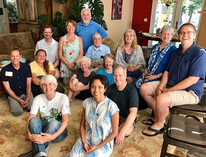 satsang group at Gaia house.jpg
