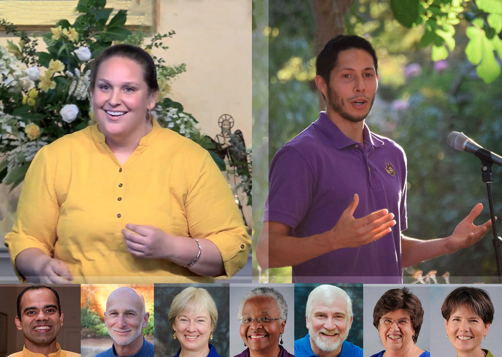 More teachers' classes    A wealth of inspiration: best classes by many more teachers at Ananda Palo Alto.