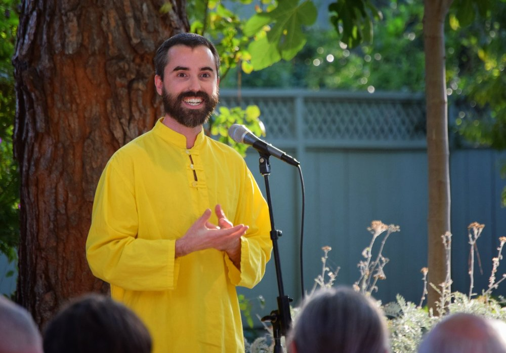 All of our teachers on YouTube      Ananda Palo Alto    's  YouTube channel  also includes sermons and talks by many more teachers at Ananda, as well as guest speakers.