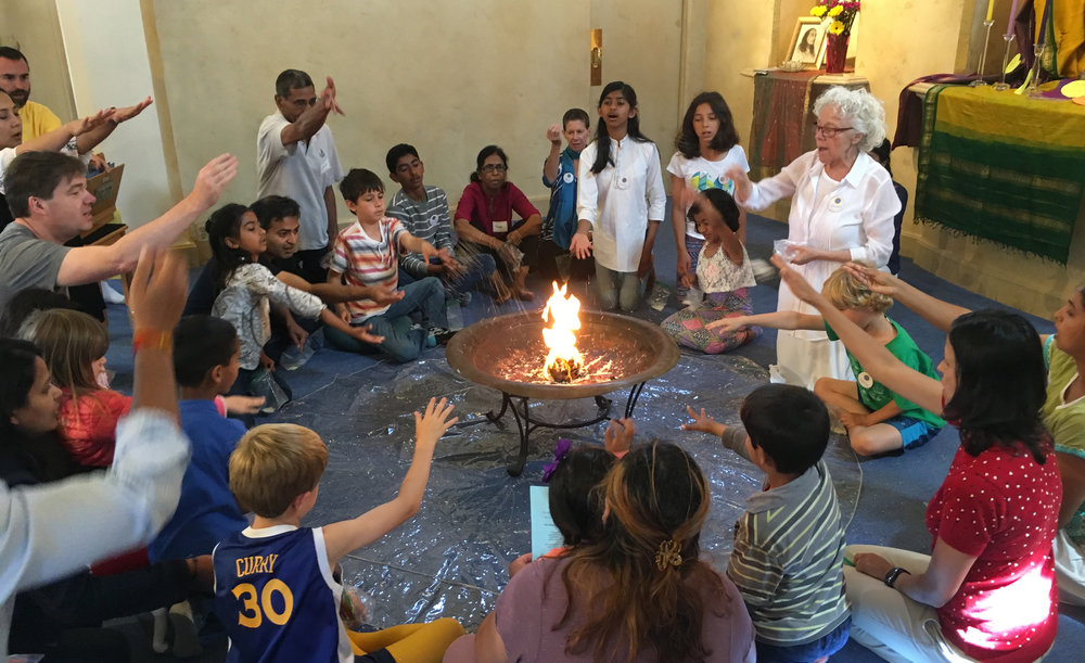 Family worship fire ceremony.jpeg