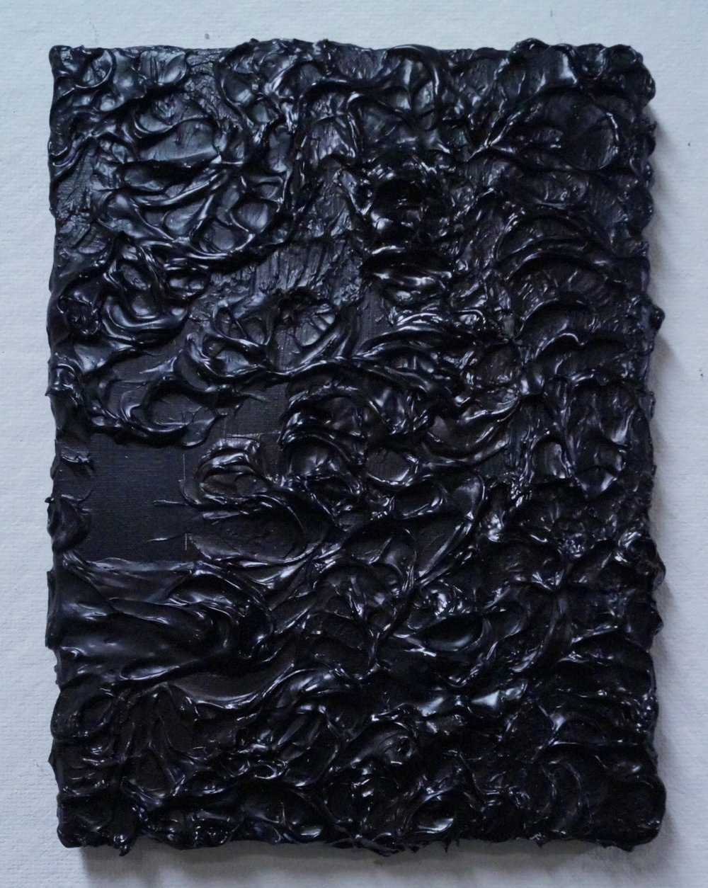Untitled (BLK Painting)