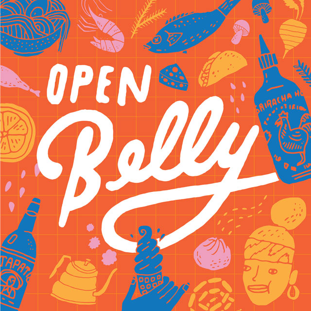 Open Belly podcast cover art