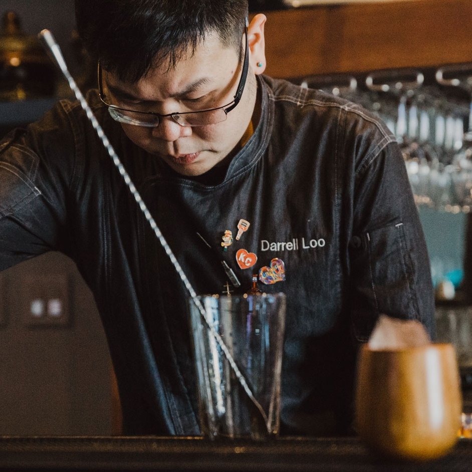 Darrell Loo, Bar Manager