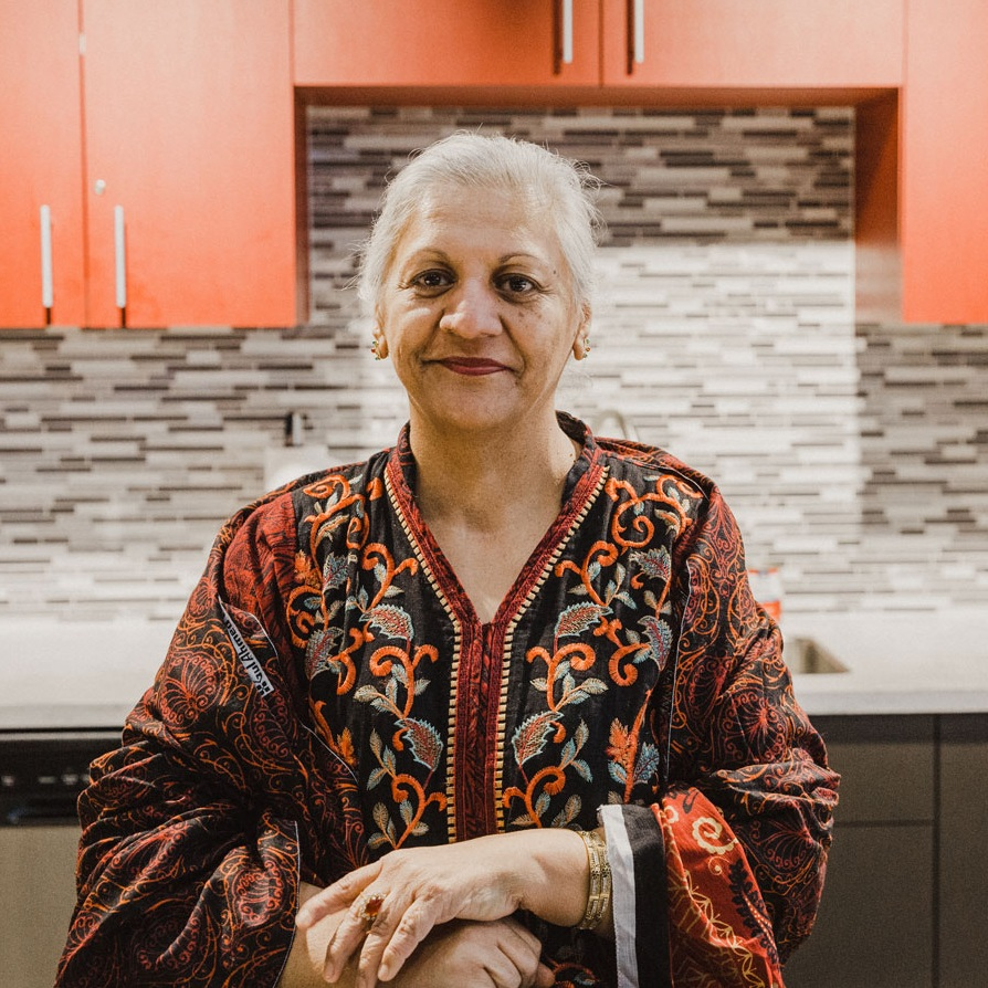 Sohaila Humayon, Owner and Chef