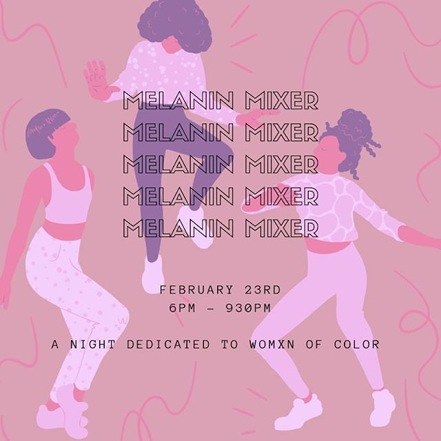 who's comin'? 👋🏾 february 23rd, a night dedicated to womxn of color. A celebration,  an appreciation, a showcase, & an intimate conversation. #linkinbio can we take a moment to revel and adore the wonders, that are us? the beauty, style & grace that we as women of colour are ever so blessed with, yet sometimes forget in the smoke and clouds that society and social platforms create. - join us for a night to remember: shapes & sounds session led by @desireedawsonmusic, a panel discussion compromised of bad ass womxn of color doing their thing in the community moderated by me! a dj set by @softieshan holding space for us to dance, connect and mingle. @artistrybychloehua will be there doing what she does best, jagua tattoos & plant-based refreshments from @kulakitchen. - @blissyourheart strongly affirms sisterhood and solidarity, so although this event is curated for womxn of color, it is open to all self-identifying women and femmes. tickets are 25$, but nobody will be turned away for a lack of funds.  hope to see you there! 💖