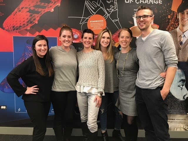 Our team had an incredible meeting at #Seattle's @possible last night and we are excited for big things in the works! Thank you @larakbain for organizing such a fantastic workshop. :)
