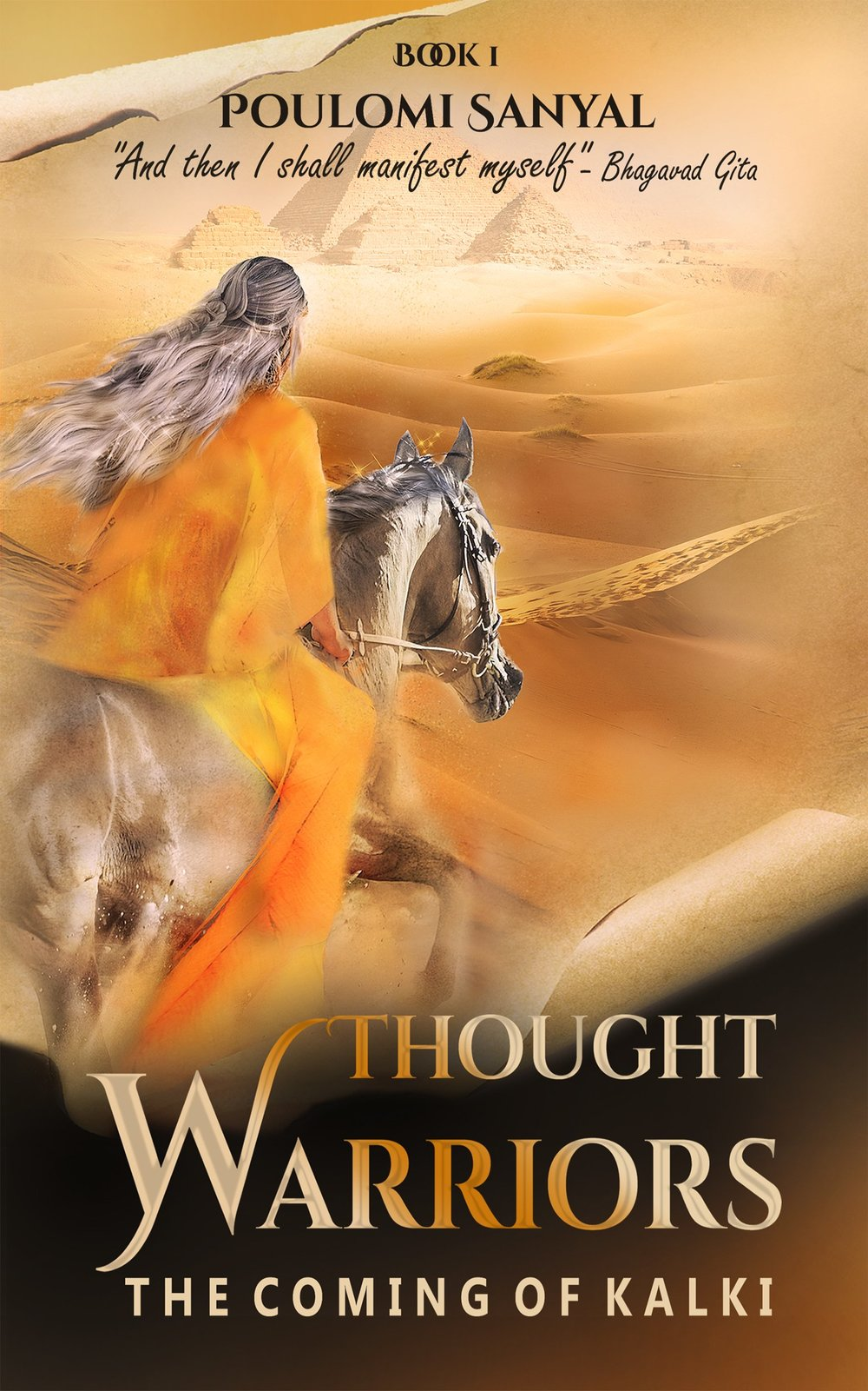 thought warriors: the coming of kalki - Written by Poulomi SanyalReleases February 10, 2019
