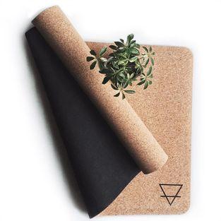 All-natural Cork Yoga Mat
