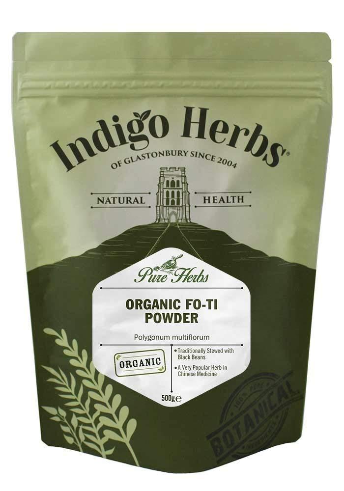 Organic Fo-ti (He Shou Wu) Powder
